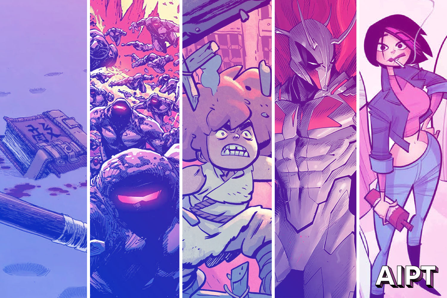 Fantastic Five: The best comics of the week of September 22, 2021