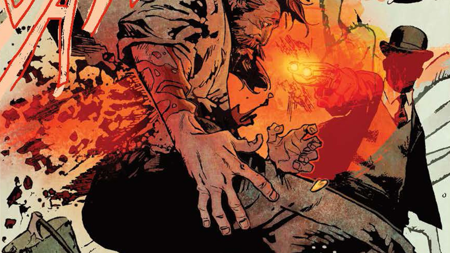 Si Spurrier talks history, horror, and 'brainmaking' in 'The R.U.S.H.'