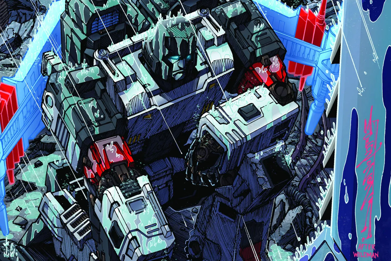 Transformers: Shattered Glass #2 review