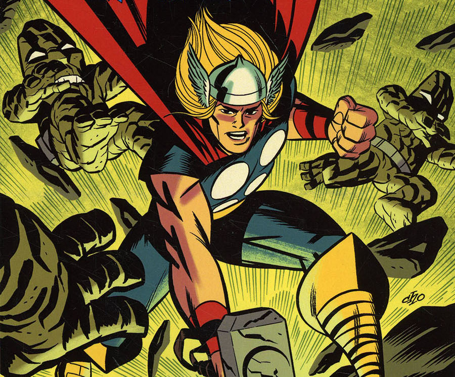 'Mighty Marvel Masterworks: The Mighty Thor Vol. 1: The Vengeance of Loki' review