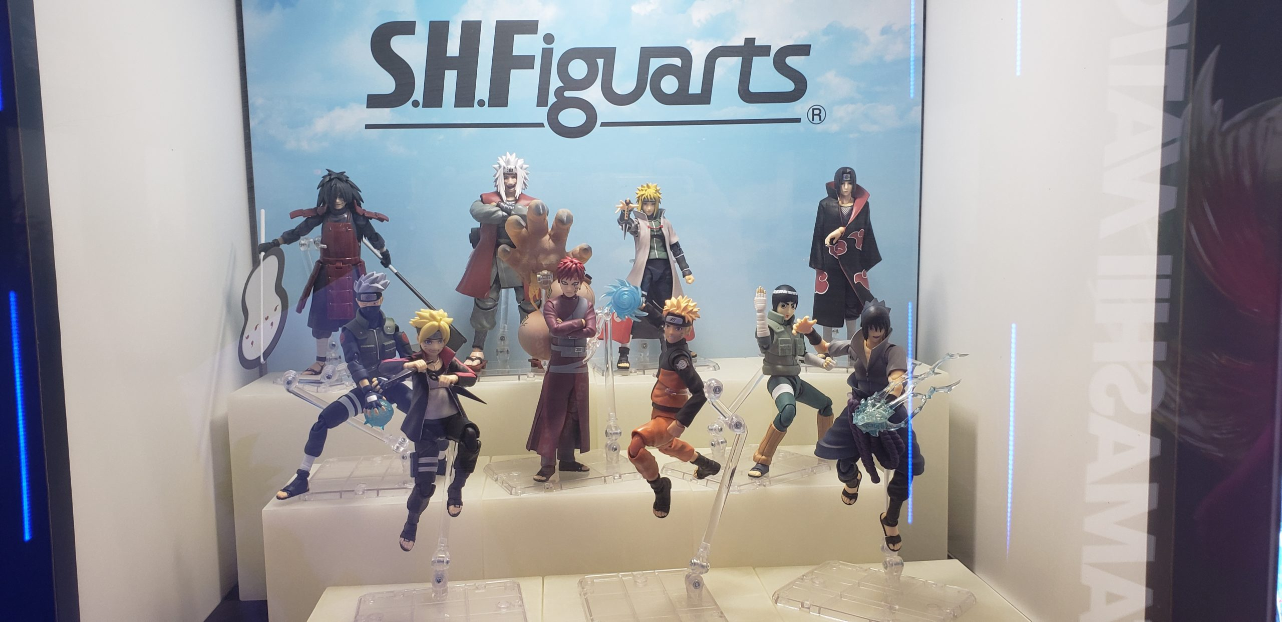 NYCC '21: All of Tamashii Nation's Toys and Statues