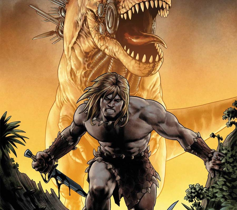 'Ka-Zar: Lord of the Savage Land' #2 offers a lush and intriguing world worth exploring