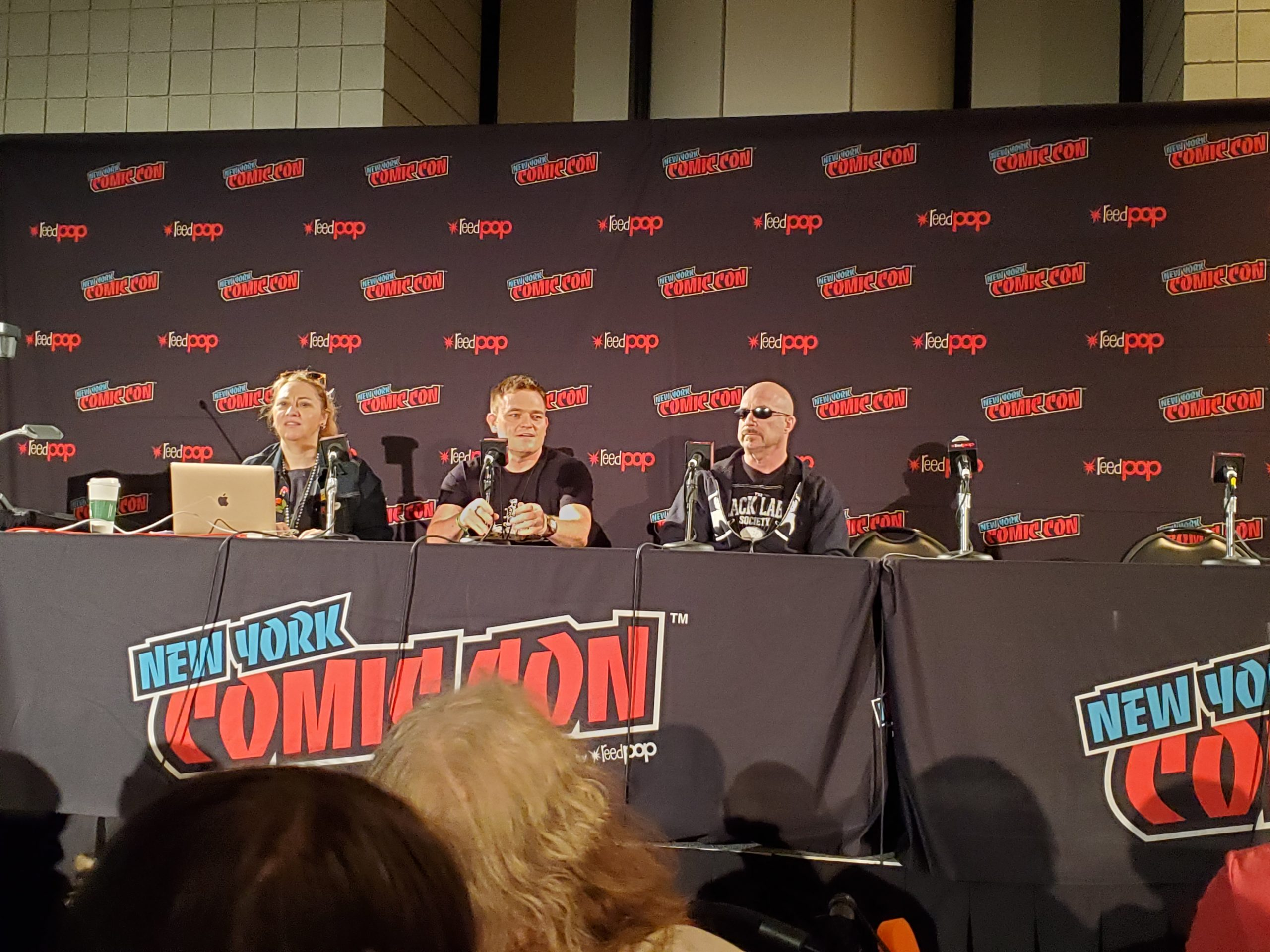 NYCC 2021: Scott Snyder and Greg Capullo open up about 'We Have Demons' and their partnership