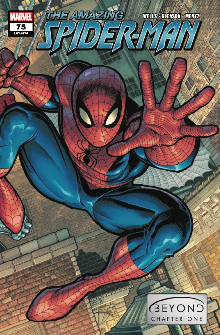 Marvel Preview: Amazing Spider-Man #75