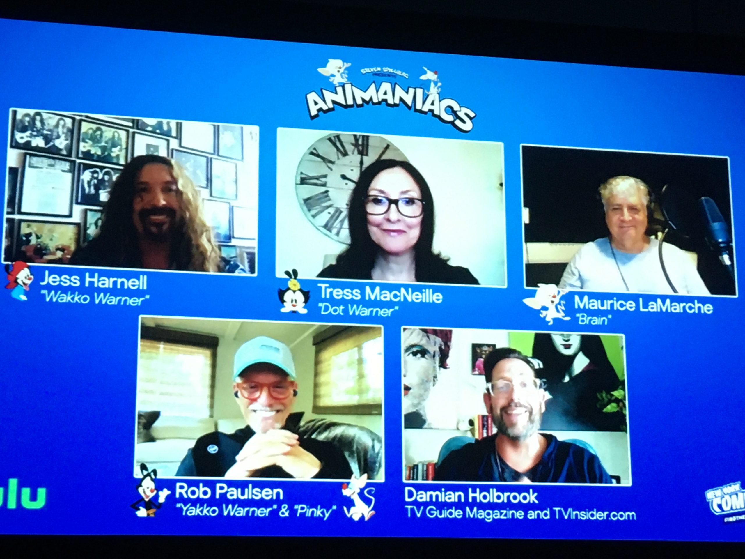 NYCC '21: It's time again for Animaniacs!