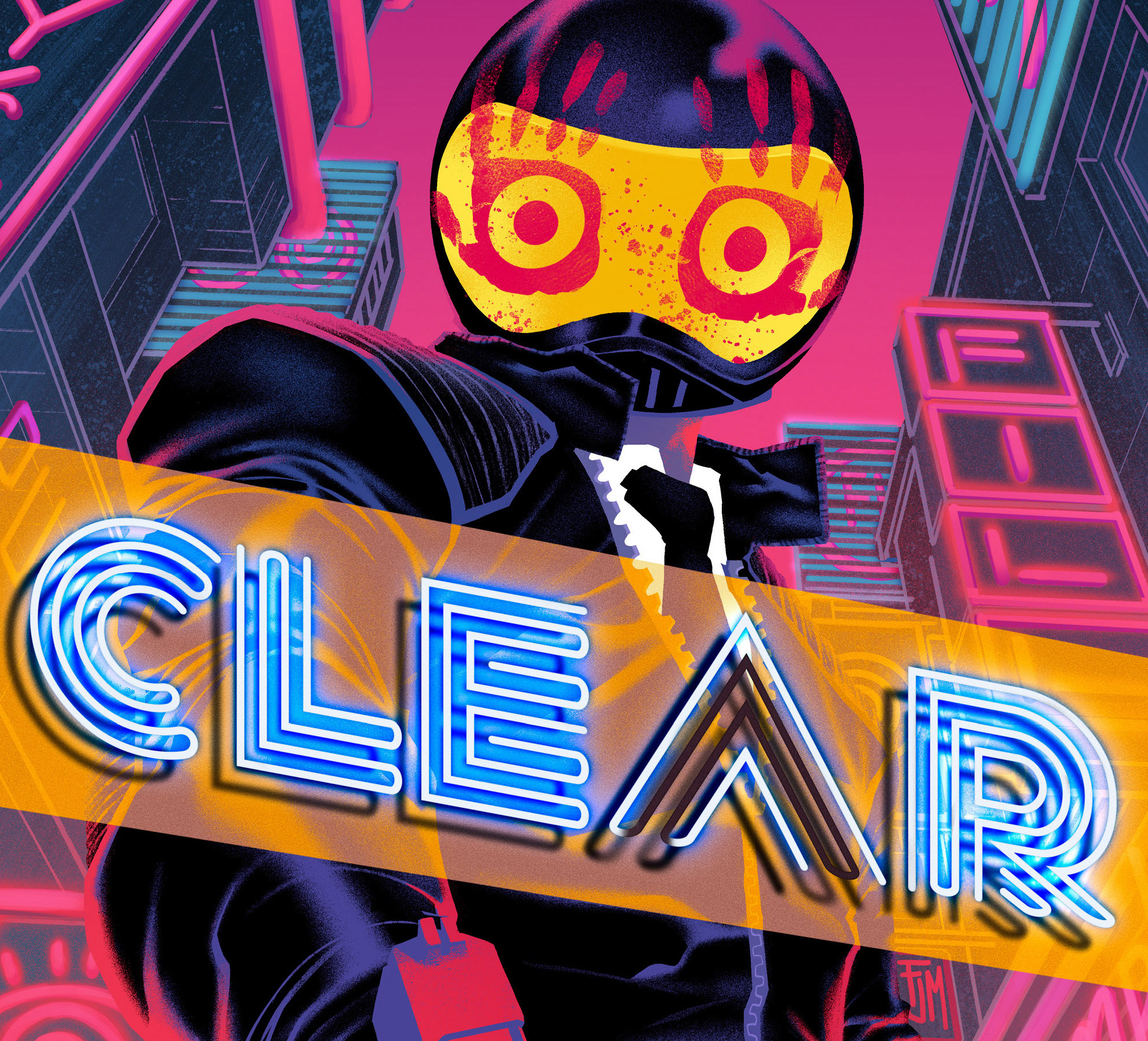 'Clear' #1 review: Your new favorite sci-fi series