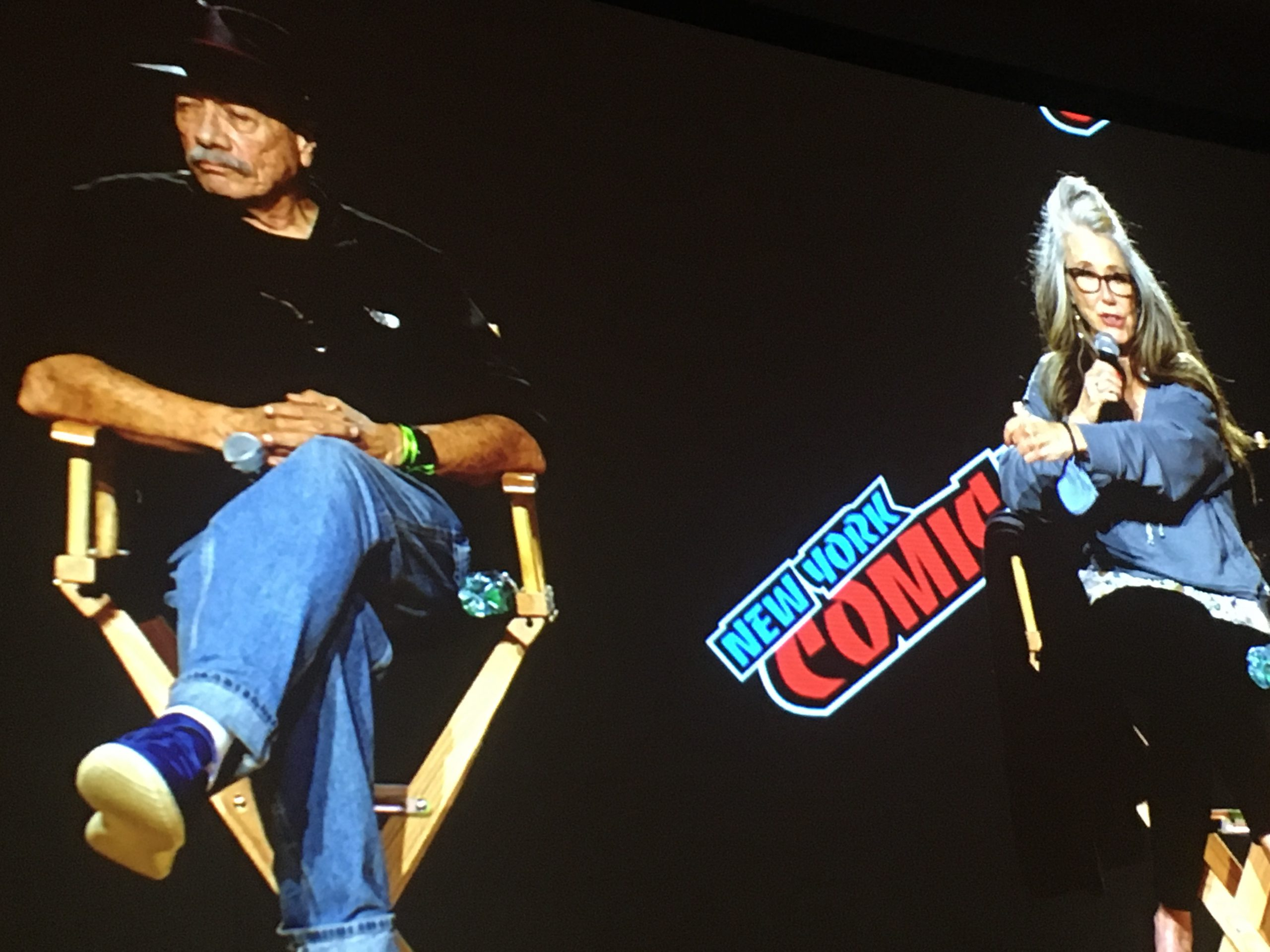 NYCC '21: Battlestar Galactica cast reveal which costar felt betrayed to learn they were a Cylon