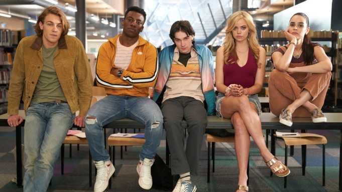 NYCC '21: 'One of Us is Lying' combines The Breakfast Club and murder