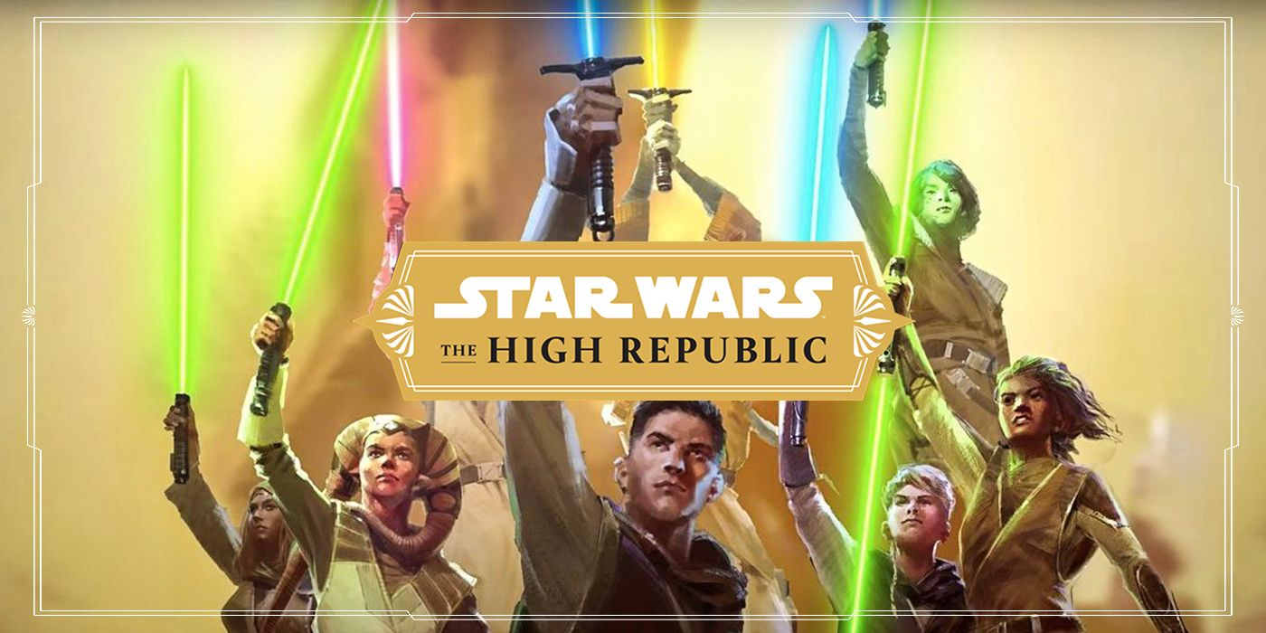 Talkin' Tauntauns Podcast episode 78: The High Republic Wave 2