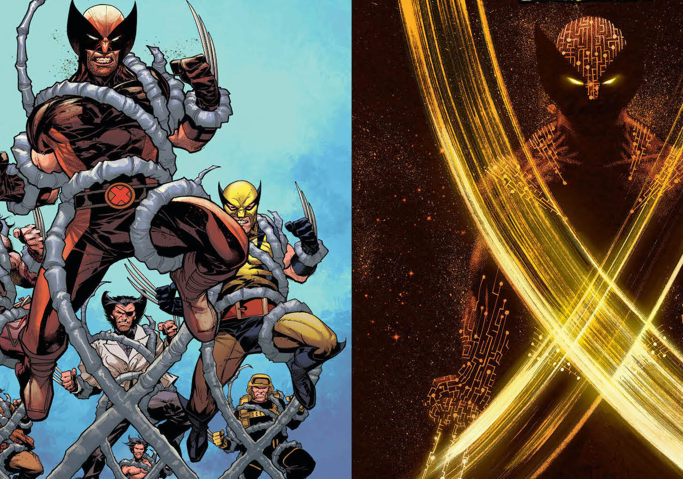 Marvel teases 'X Deaths of Wolverine' and 'X Lives of Wolverine'
