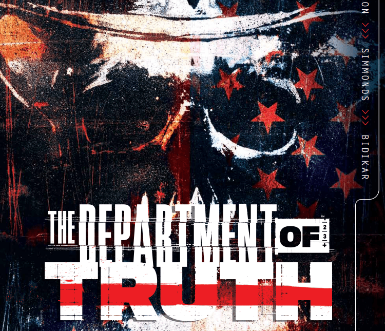 The 'New World Order' of 'The Department of Truth'