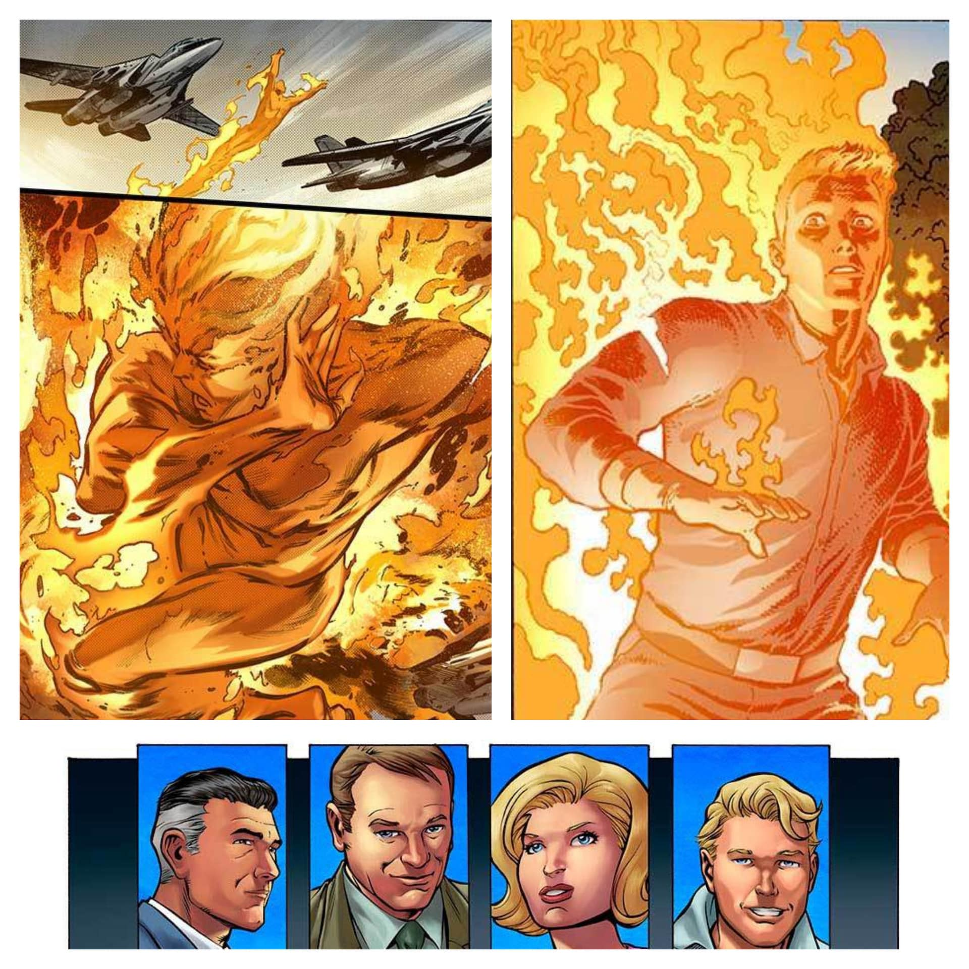 EXCLUSIVE Marvel First Look: Fantastic Four: Anniversary Tribute #1