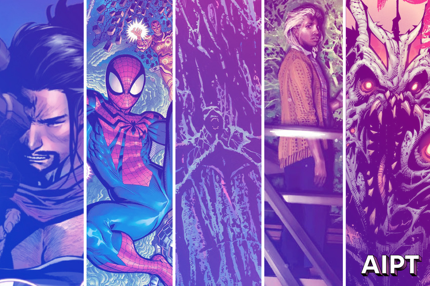 Fantastic Five: The best comics of the week of October 6, 2021