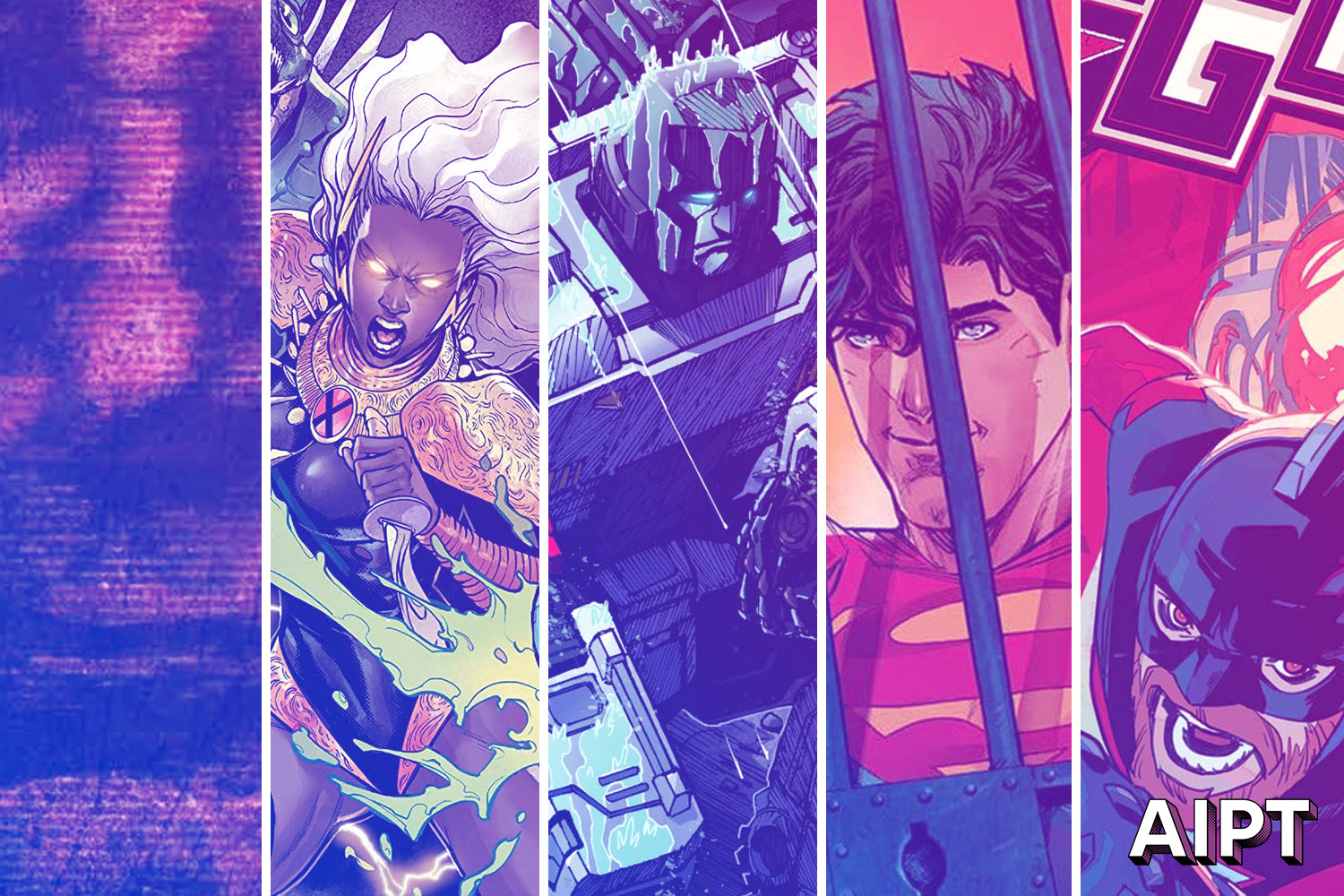 Fantastic Five: The best comics of the week of September 29, 2021