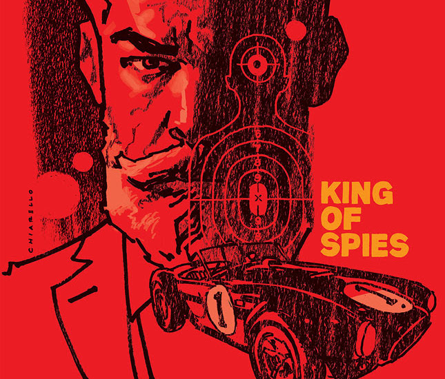 Image Comics First Look: King of Spies #1