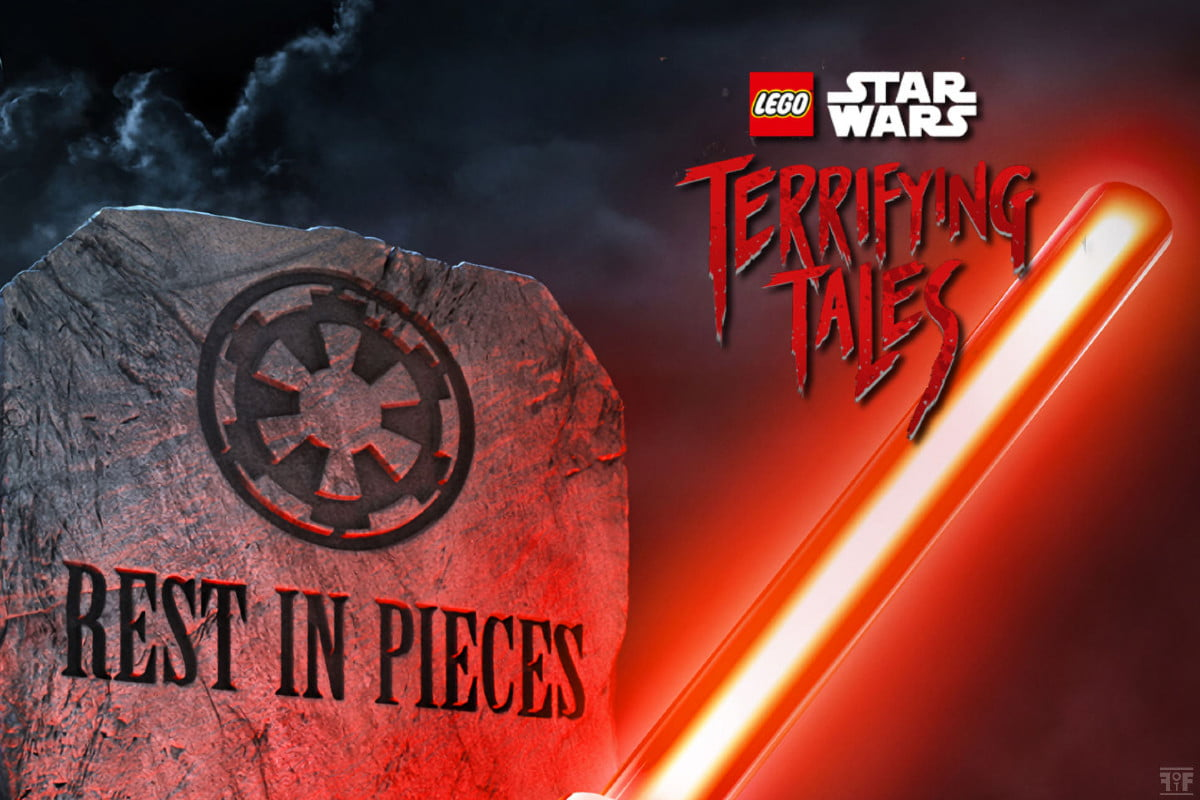 Talkin' Tauntauns Podcast episode 79: LEGO Terrifying Tales