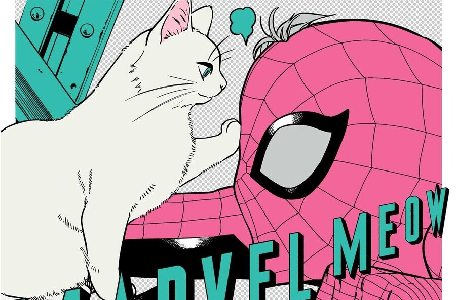Marvel Meow cover