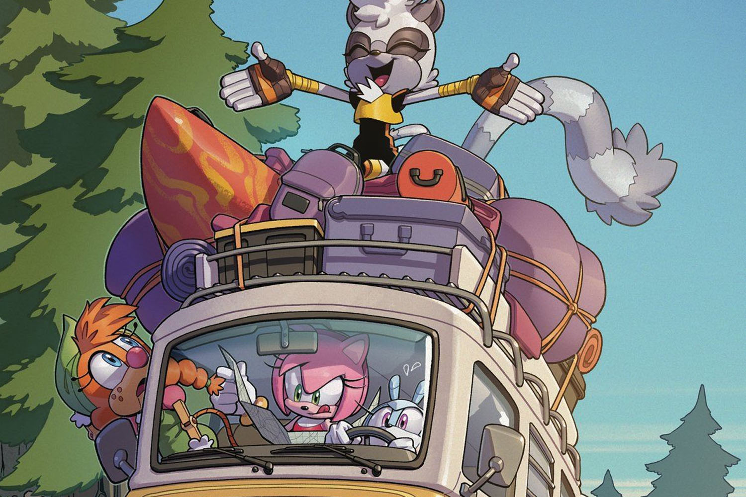 'Sonic the Hedgehog' #45 review