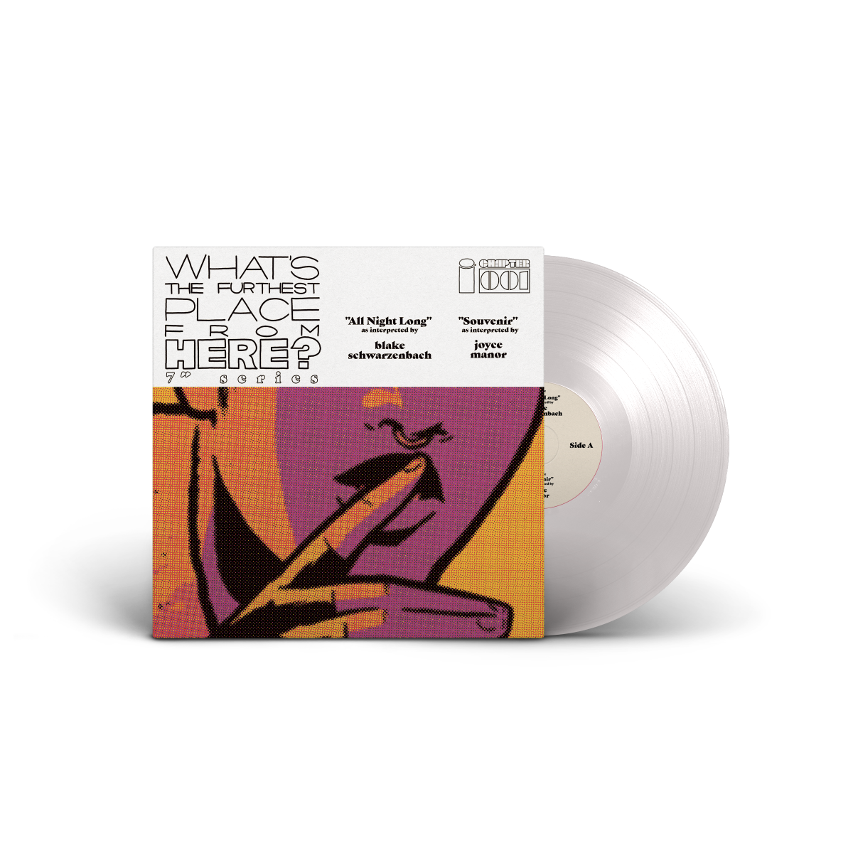 Image adds encore album pressings for 'What's the Furthest Place From Here?' deluxe edition